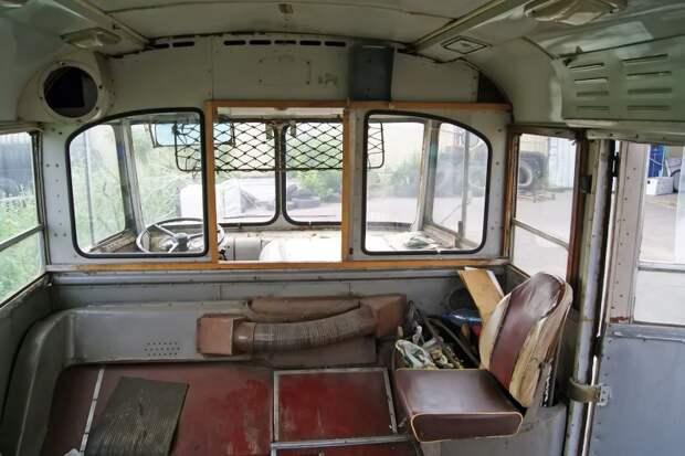 "ЗИЛ-158В: Первенец ЛиАЗа, или ""коробочка"" для изотопов ЗИЛ-158В, авто, автобус, зил, лиаз, олдтаймер, реставрация, рето автобус"