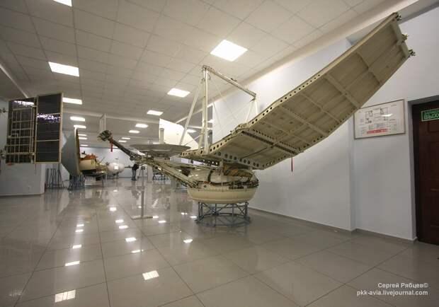 Космос рядом. Посещение музея НПО им. С.А. Лавочкина