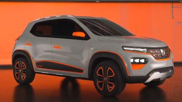 Renault презентовала электрический автомобиль Megane E-Tech 2022 года