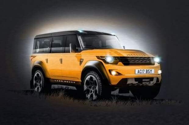 Алюминиевая фантастика: новый Land Rover Defender готовится к старту