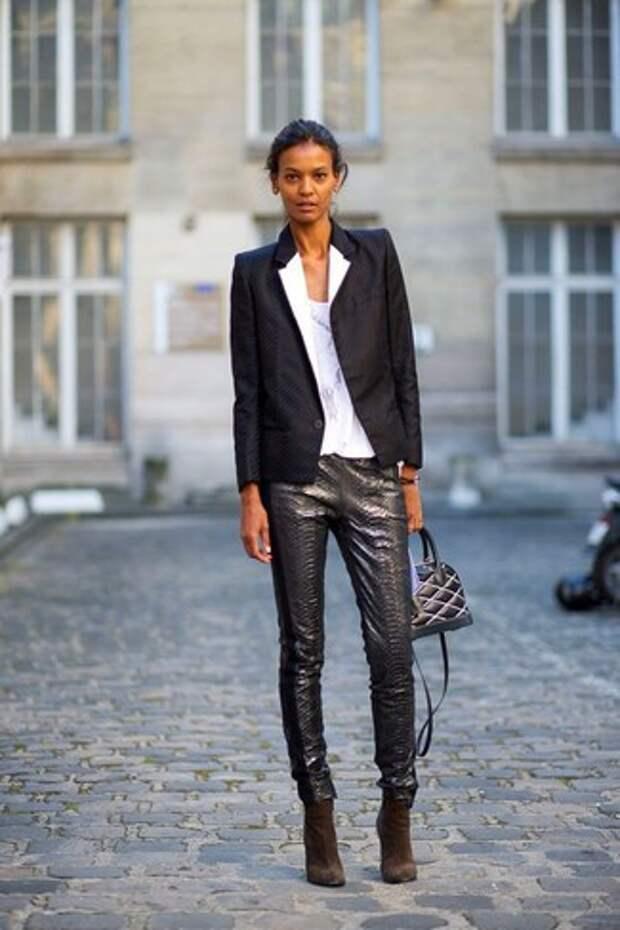 Серебряные брюки (подборка)