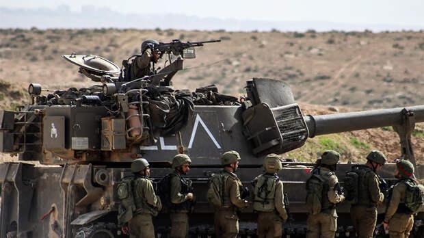 Власти Израиля одобрили расширение военной кампании в секторе Газа