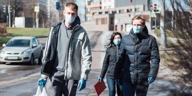 Собянин: Занятые с людьми соцработники получат доплату 25 тыс. рублей. Фото: mos.ru
