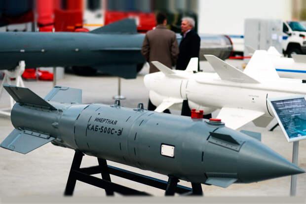 Началось серийное производство корректируемых авиабомб нового поколения