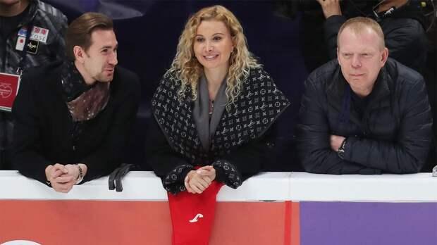 Тутберидзе, Дудаков и Глейхенгауз станут гостями шоу «Вечерний Ургант»