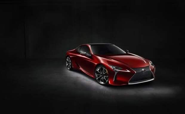 Пересчет табуна: Lexus LC 500 оказался мощнее ожидаемого