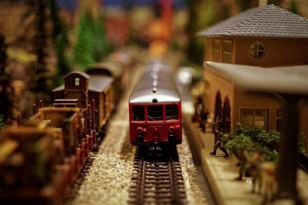 Мастер-класс по железнодорожному моделизму проведет «Онежский»