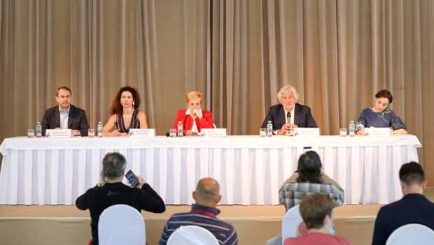Пресс-конференция оргкомитета книжного фестиваля «Красная площадь» прошла в Москве