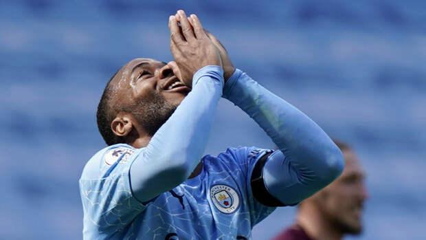 Стерлинг пока неготов заключать новый контракт с «Манчестер Сити»