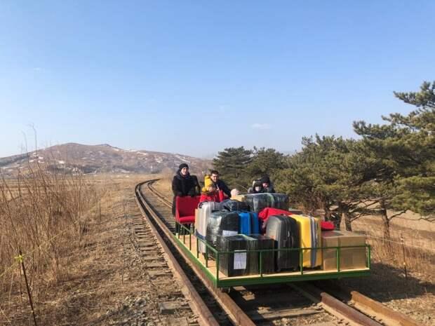 Покидая Северную Корею