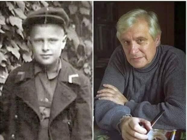 Любимые советские актеры вдетстве изрелости