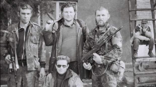 Сколько иностранных наёмников воевало в армии Дудаева