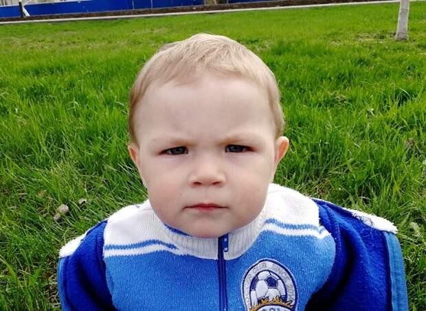 Годовалому малышу из Кореновского района нужна помощь