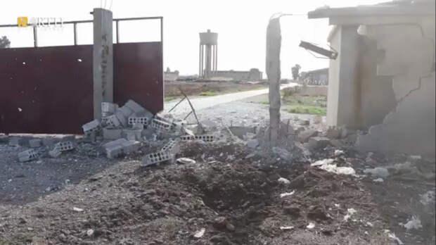 Военная база РФ в Сирии подверглась минометной атаке
