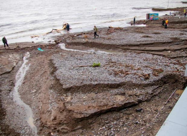 потоп в Крыму