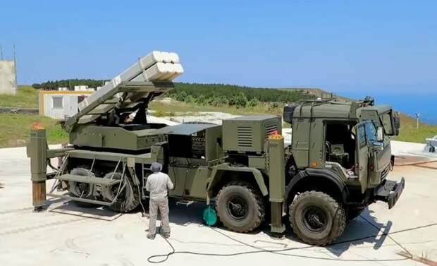 Шасси КАМАЗа стало испытательной базой для новой турецкой ракеты