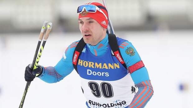 Дикий провал русского биатлониста - он стал последним в гонке на Кубке мира