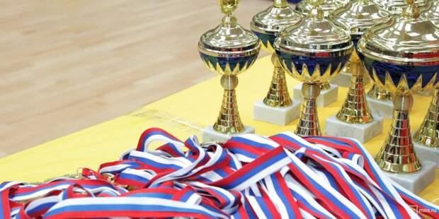Борцы из Кузьминок завоевали пять медалей первенства России
