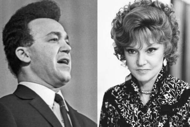 «Горбатого могила исправит»: почему Людмила Гурченко и Иосиф Кобзон расстались после 3 лет брака