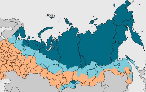 7 фактов о Крайнем Севере, которые вас удивят