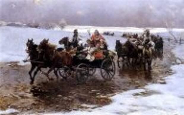 История и археология: За что женихи на свадьбе платили, или Странные выкупы за невесту, которые существовали на Руси