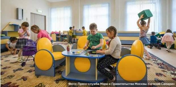 В Москве утвержден проект строительства детского сада и ЖК в бывшей промзоне «Октябрьское поле»