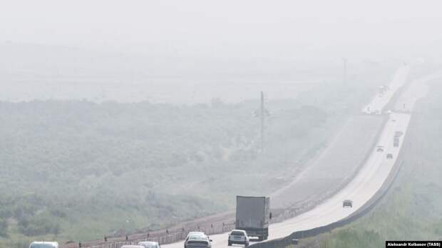Учёные считают, что дым от лесных пожаров спровоцирует у жителей Сибири тяжёлые заболевания