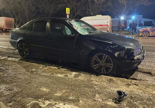 В Крыму водитель насмерть сбил 15-летнего подростка