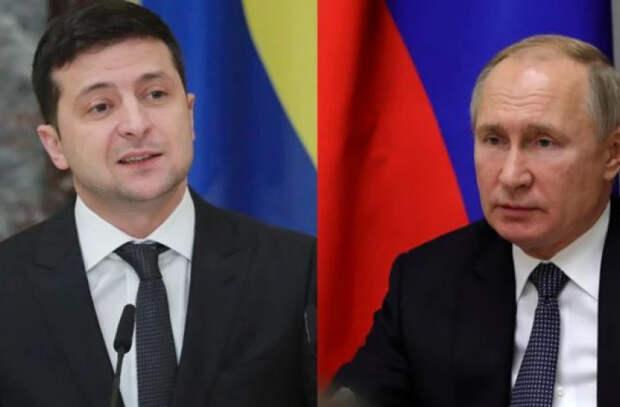 Песков: камнем преткновения для встречи Путина и Зеленского является «Минск-2»