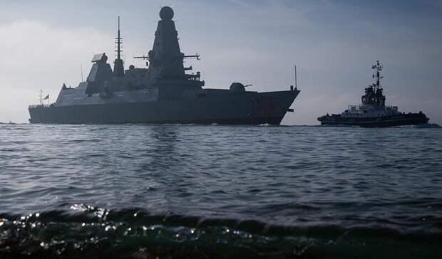 СМИ: Великобритания направит военные корабли в Черное море для поддержки Украины
