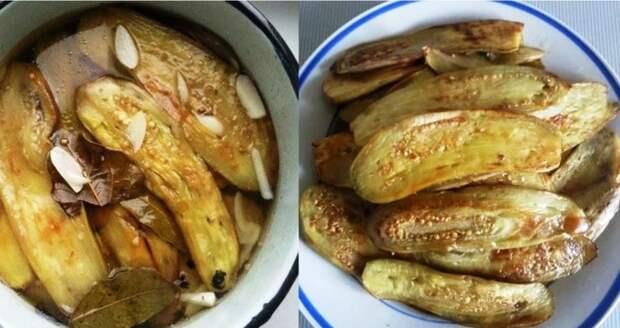 Баклажаны по-гречески! Вкусная закуска сейчас поесть и на зиму