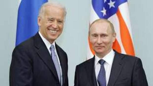 Назло Евросоюзу. Байден идёт на сближение с Путиным