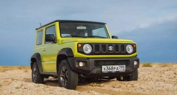 Компания Suzuki раскрыла планы на российский рынок в 2021 году
