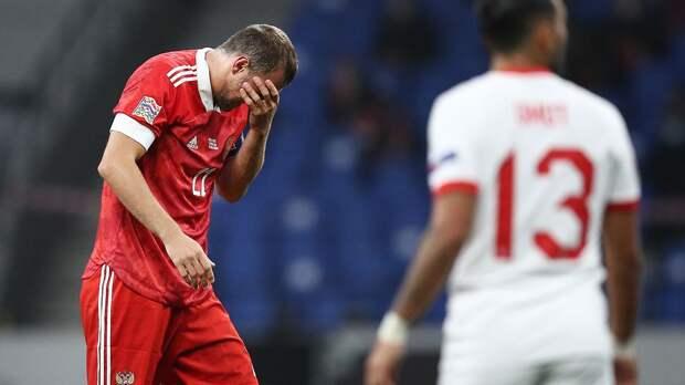 УЕФА отказал РФС в переносе матча квалификации ЧМ-2022 Мальта — Россия