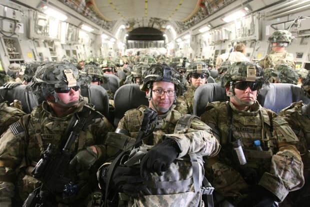 Война в Афганистане как учебник по стратегии США