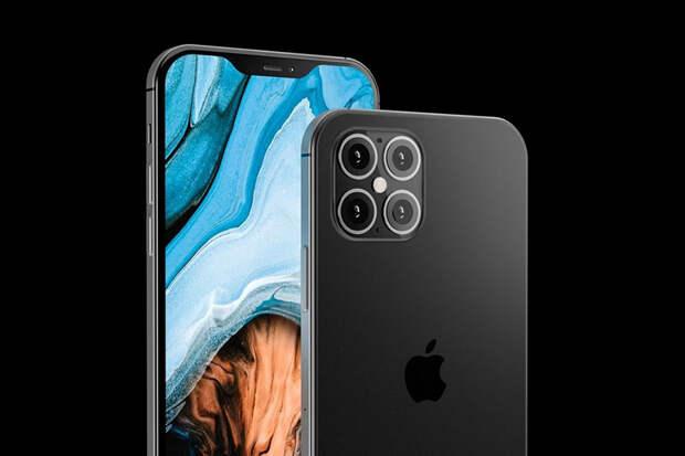 Стал известен дизайн нового iPhone 12