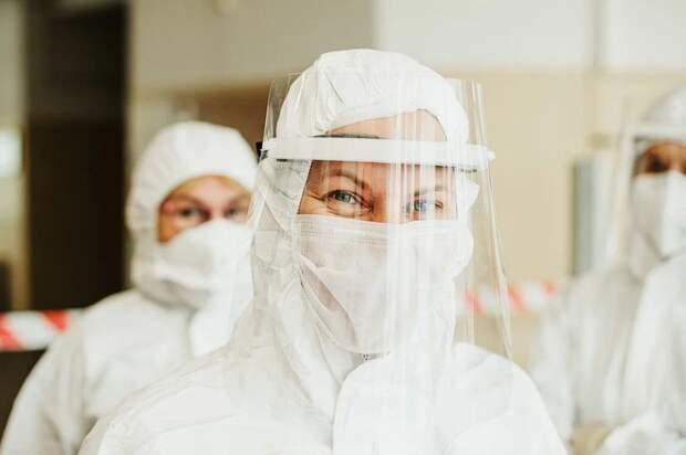В торговом центре на Дмитровском шоссе открыли пункт вакцинации от COVID-19