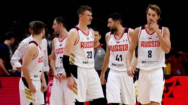 Сборная России объявила расширенный состав для подготовки к олимпийской квалификации