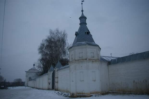 Переславль - город церквей и монастырей