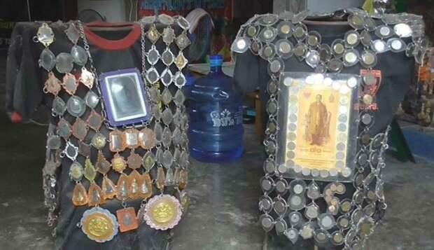 Мужчина погиб, не надев «волшебные буддистские доспехи, защищающие от несчастий»