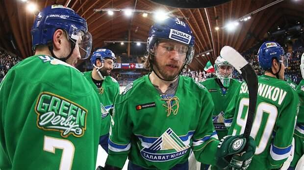 Солодухин: «В КХЛ сейчас топы могут проиграть любому клубу»