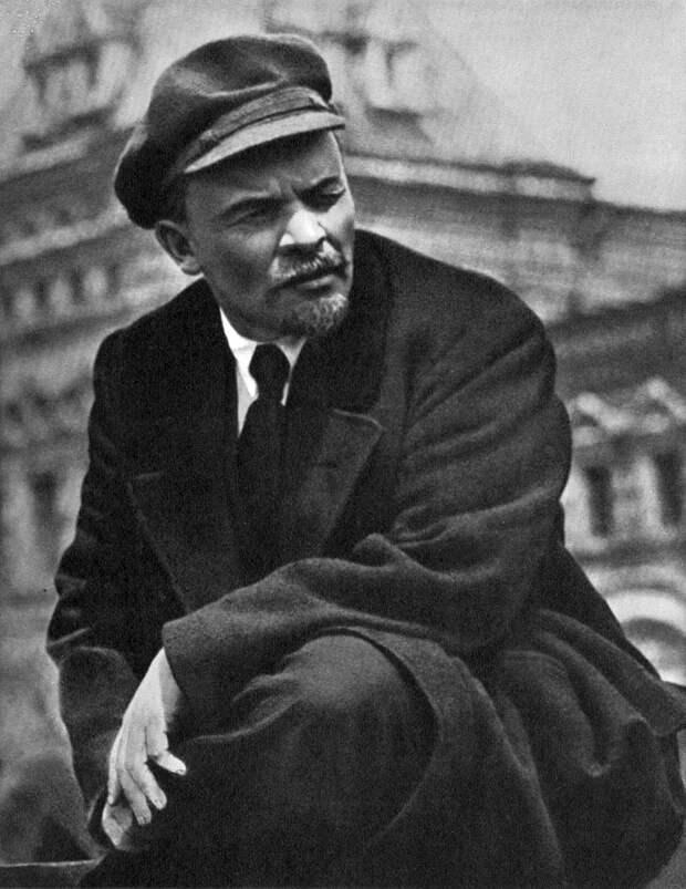 Разведопрос: Егор Яковлев о Ленине