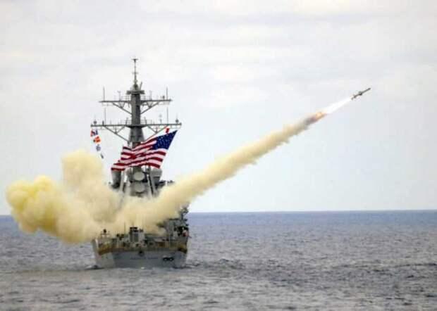 Российские РЭБ «ослепили» и «оглушили» корабли США на Черном море