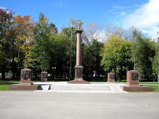 Торжественное мероприятие в честь 76-ой годовщины Великой Победы прошло у стелы «Ржев – город воинской славы»