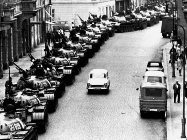 Что стало бы с миром, если бы СССР не подавил Пражскую весну