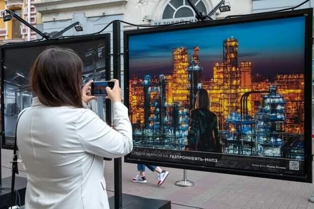 В Москве открылась выставка о столичной промышленности