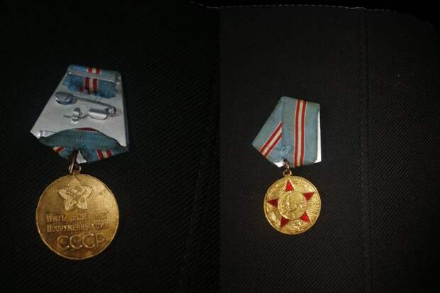 Полиция задержала усольчанина за попытку продать государственную награду