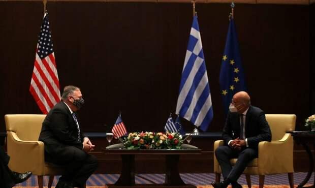 США не разрешили Греции и Турции воевать
