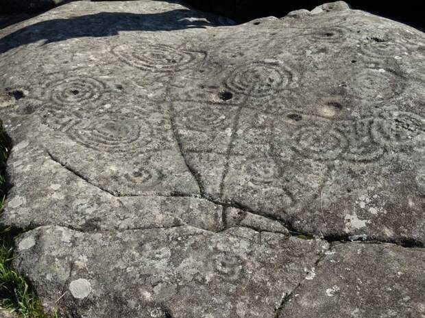 Возле перевала Дятлова нашли мистические 10-километровые рисунки каменного века