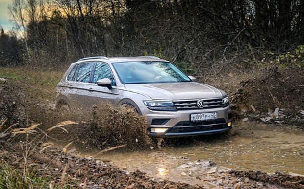 Новый Volkswagen Tiguan калужской сборки — первый тест